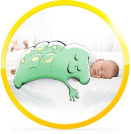 csecsemőkori hasfájás