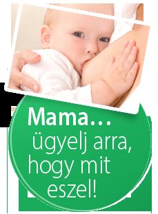 Csecsemőkori hasfájás kisbaba szoptatása